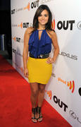 Pia Toscano - OUT Celebrates 20th Anniversary Gala in Hollywood 10/09/12