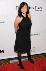 Rosie Perez - See-through at 20th Annual Gotham Independent Film Awards (11/10)