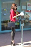Эшли Грин, фото 4684. Ashley Greene - in jeans at a waxing salon in North Hollywood 02/02/12, foto 4684