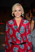 Nastia Liukin - Nanette Lepore Spring 2014 Fashion Show in New York 09/11/13  (HQ)
