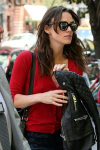 Keira Knightley arrives at the Crosby Hotel in New York City 06-25-2014