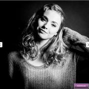 Freya Mavor - Julien Panie Photoshoot