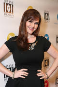 Sara Rue- Project Angel Food's Divine Design Opening Night in Los Angeles 12/05/13 (HQ)