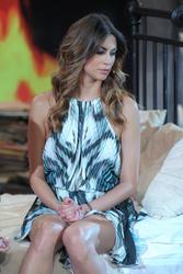 Мелисса Сатта, фото 356. Melissa Satta Chiambretti Sunday Show in Italy, 18.02.2012, foto 356