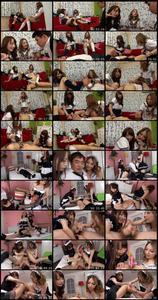 QEDP-005 Mizusawa Mao / Hana Uehara Love Asian Femdom
