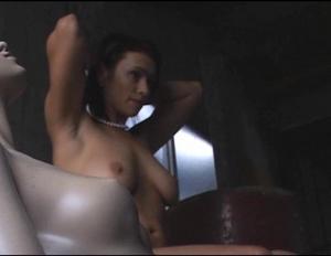 Laura orsolya big tits sauna