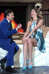 Мелисса Сатта, фото 349. Melissa Satta Chiambretti Sunday Show in Italy, 18.02.2012, foto 349